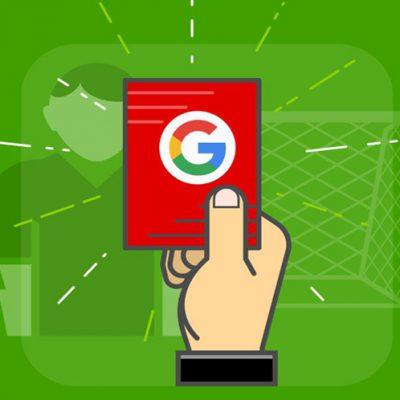 پنالتی گوگل چیست و روش های تشخیص آن